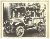 Albee's Delievery Truck